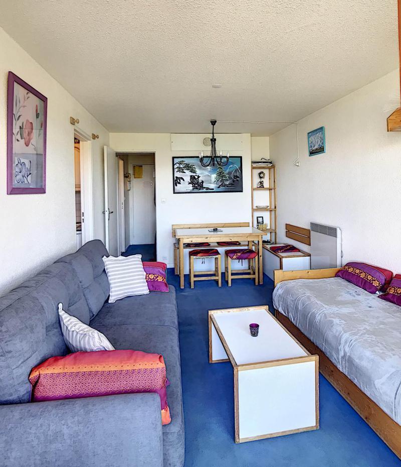 Holiday in mountain resort Studio cabin 5 people (0904) - Résidence Phénix Pégase - Le Corbier - Living room