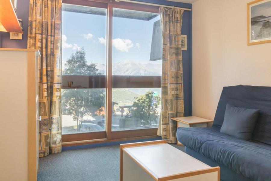 Holiday in mountain resort Studio sleeping corner 5 people (0104) - Résidence Phénix Pégase - Le Corbier - Bed-settee