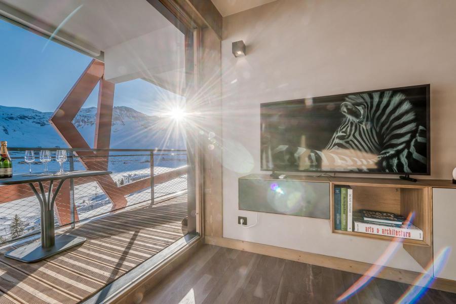Wakacje w górach Apartament 2 pokojowy kabina 6 osób (702) - Résidence Phoenix - Tignes