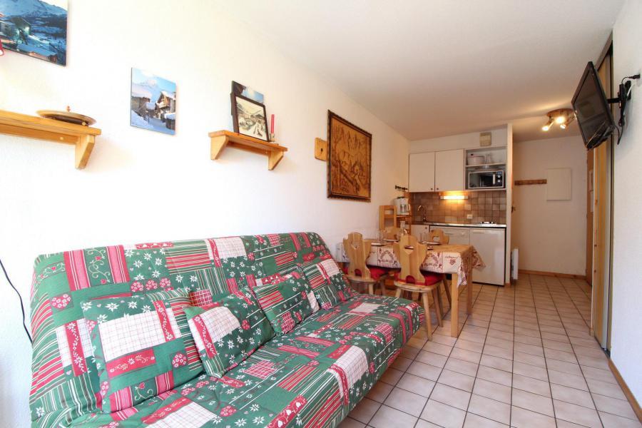 Vacances en montagne Appartement 2 pièces 4 personnes (A007) - Résidence Pied de Pistes - Val Cenis - Séjour