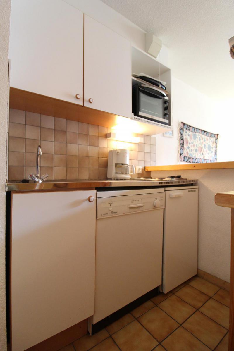 Vacances en montagne Appartement 2 pièces 4 personnes (A012) - Résidence Pied de Pistes - Val Cenis - Cuisine