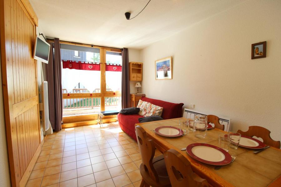 Vacances en montagne Appartement 2 pièces 4 personnes (B001) - Résidence Pied de Pistes - Val Cenis - Séjour