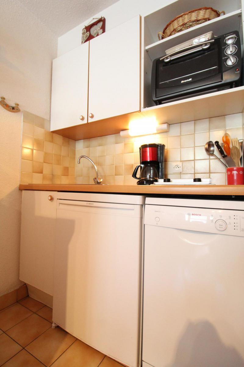 Vacances en montagne Appartement 2 pièces 4 personnes (B006) - Résidence Pied de Pistes - Val Cenis - Cuisine