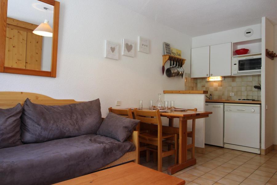 Vacances en montagne Appartement 2 pièces 4 personnes (B011) - Résidence Pied de Pistes - Val Cenis - Cuisine