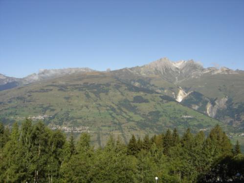 Wynajem na narty Studio z alkową 5 osób (836R) - Résidence Pierra Menta - Les Arcs - Na zewnątrz latem
