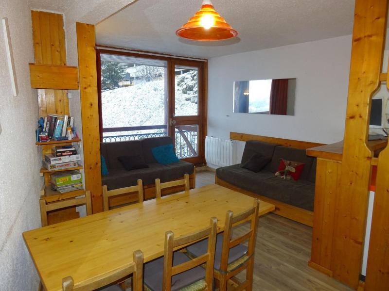Vacances en montagne Appartement 2 pièces coin montagne 6 personnes (845) - Résidence Pierra Menta - Les Arcs - Logement