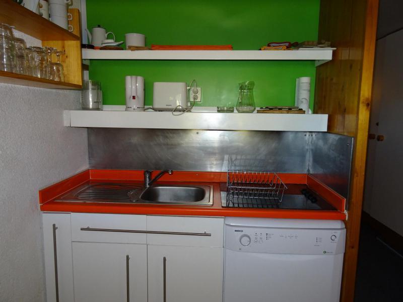 Vacances en montagne Appartement 2 pièces coin montagne 6 personnes (845) - Résidence Pierra Menta - Les Arcs - Cuisine