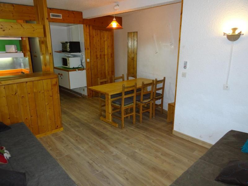 Vacances en montagne Appartement 2 pièces coin montagne 6 personnes (845) - Résidence Pierra Menta - Les Arcs - Séjour