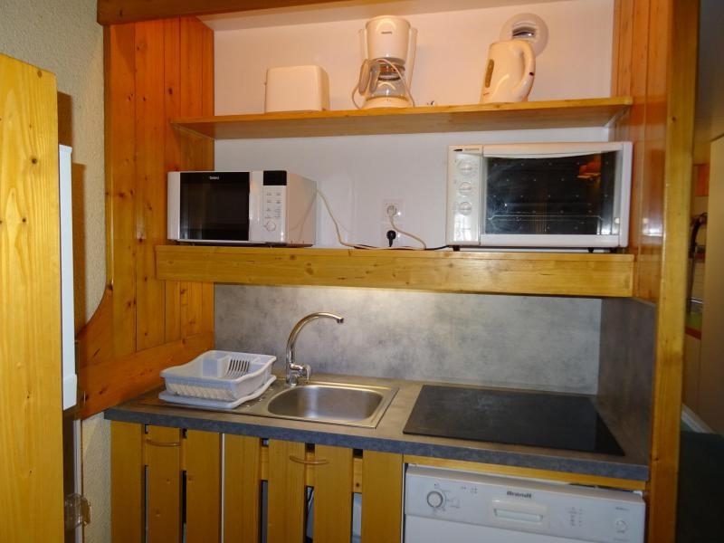 Vacances en montagne Appartement duplex 4 pièces 9 personnes (1117) - Résidence Pierra Menta - Les Arcs - Cuisine