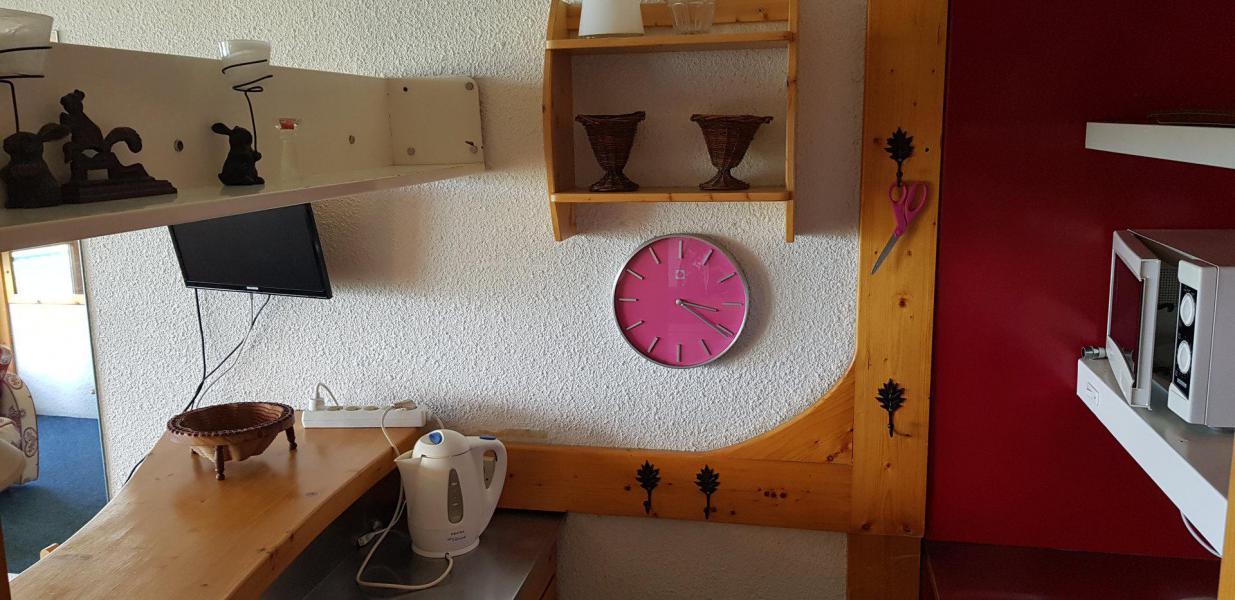 Vacances en montagne Studio 5 personnes (910) - Résidence Pierra Menta - Les Arcs - Cuisine