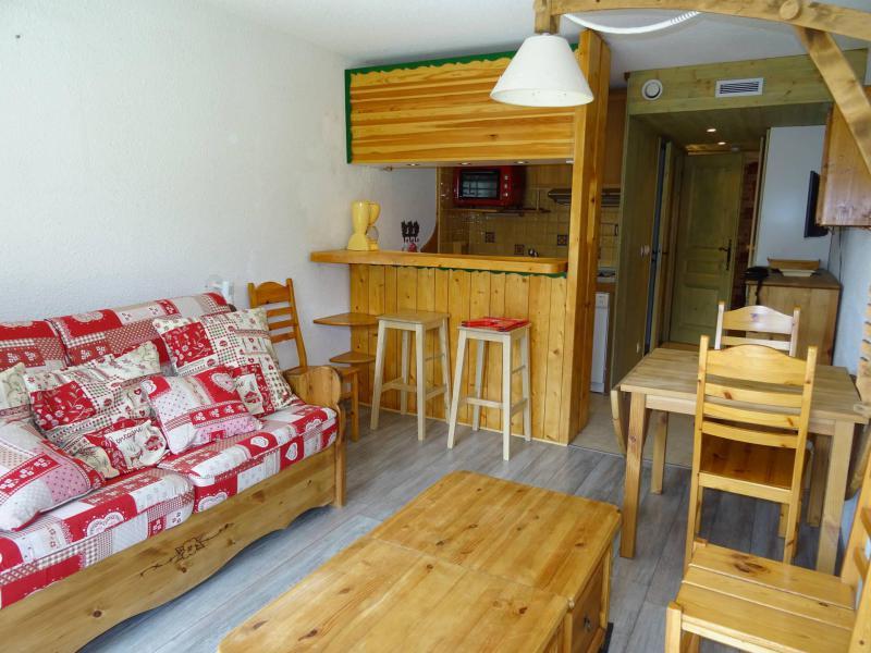 Vacances en montagne Studio coin montagne 5 personnes (220R) - Résidence Pierra Menta - Les Arcs - Logement