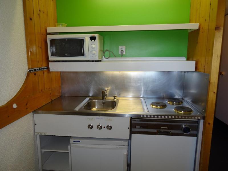 Vacances en montagne Studio coin montagne 5 personnes (836R) - Résidence Pierra Menta - Les Arcs - Cuisine