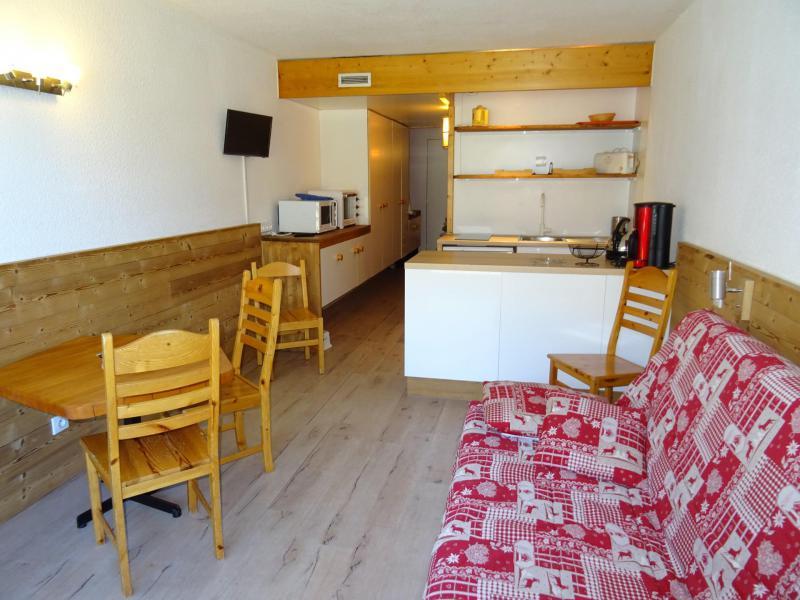 Vacances en montagne Studio coin montagne 5 personnes (923) - Résidence Pierra Menta - Les Arcs - Logement