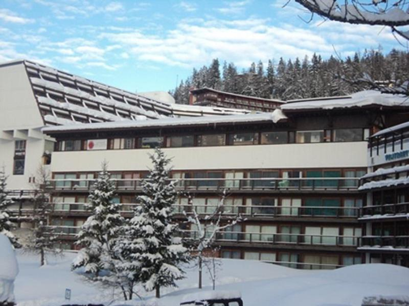 Vacances en montagne Résidence Pierre Blanche - Les Arcs