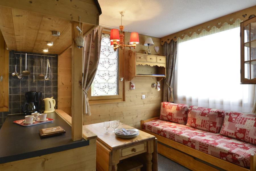 Holiday in mountain resort 2 room apartment 6 people (225) - Résidence Pierre de Soleil - La Plagne - Bench seat