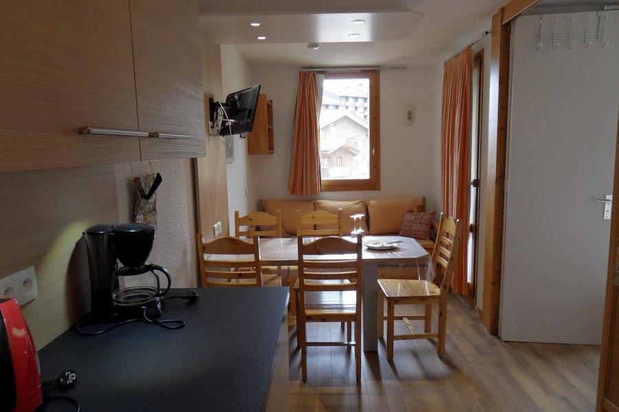 Holiday in mountain resort Studio 4 people (112) - Résidence Pierre de Soleil - La Plagne