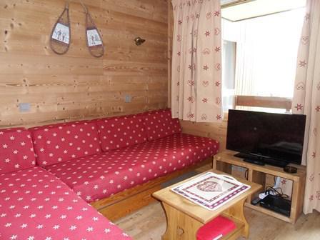 Holiday in mountain resort Studio cabin 4 people (327) - Résidence Pierre de Soleil - La Plagne