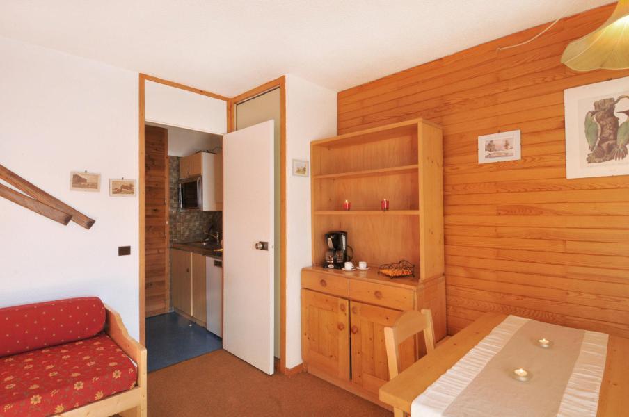 Holiday in mountain resort Studio 2 people (023) - Résidence Pierre de Soleil - La Plagne