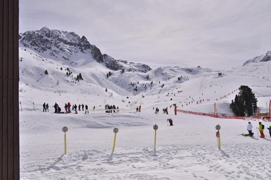 Holiday in mountain resort Résidence Pierre de Soleil - La Plagne