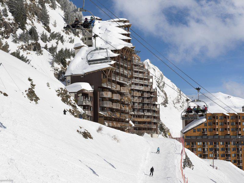 Vacances en montagne Résidence Pierre et Vacances Antarès - Avoriaz