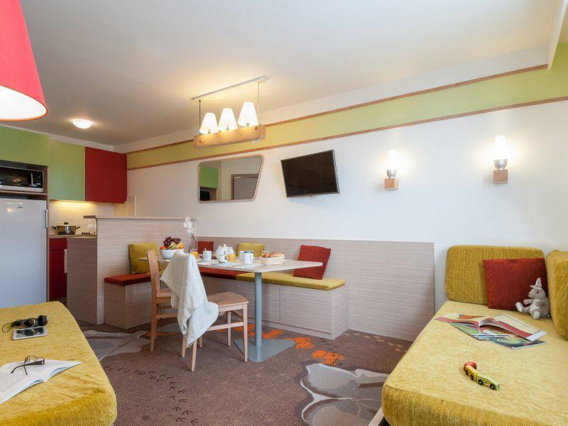 Vacances en montagne Appartement 2 pièces 5 personnes - Résidence Pierre et Vacances Electra - Avoriaz