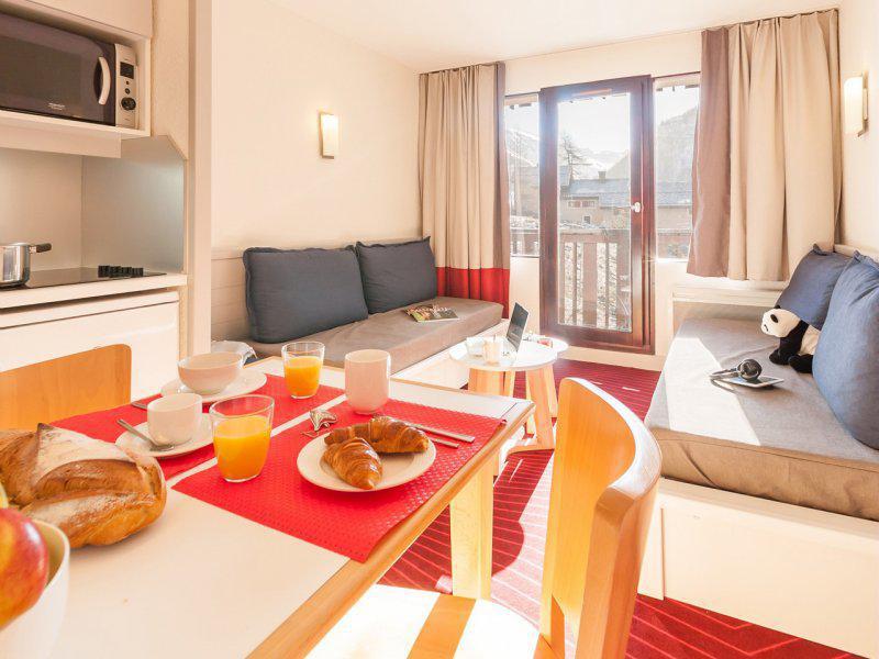 Vacances en montagne Appartement 2 pièces 4 personnes - Résidence Pierre et Vacances la Daille - Val d'Isère