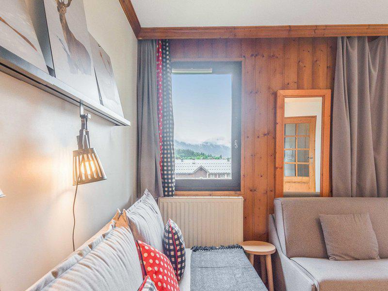 Vacances en montagne Appartement 2 pièces 5 personnes - Résidence Pierre et Vacances la Rivière-Aiglons - Chamonix