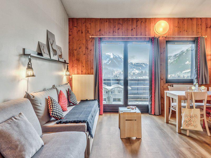 Vacances en montagne Appartement 3 pièces 5-7 personnes - Résidence Pierre et Vacances la Rivière-Aiglons - Chamonix