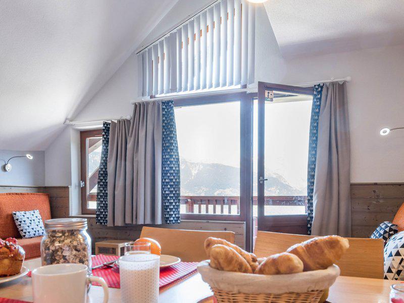 Vacances en montagne Appartement 2 pièces 7 personnes (standard) - Résidence Pierre et Vacances le Britania - La Tania