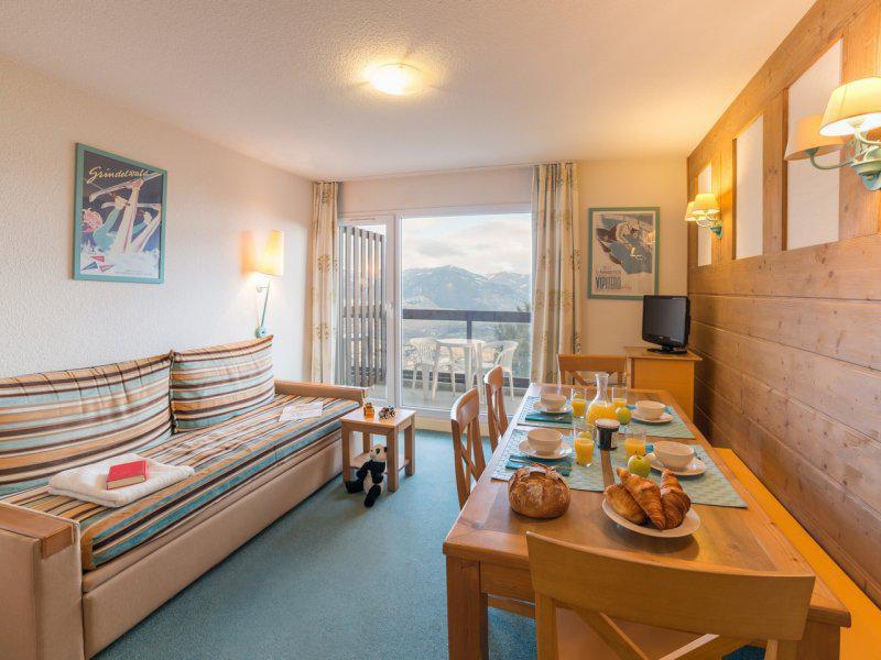 Vacances en montagne Appartement 2 pièces cabine 6 personnes - Résidence Pierre et Vacances le Pédrou - Font Romeu