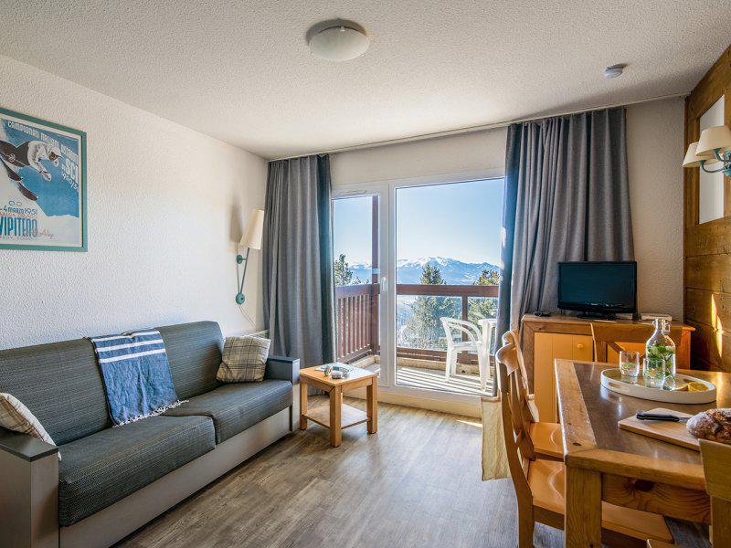 Vacances en montagne Appartement 2 pièces 5 personnes - Résidence Pierre et Vacances le Pédrou - Font Romeu