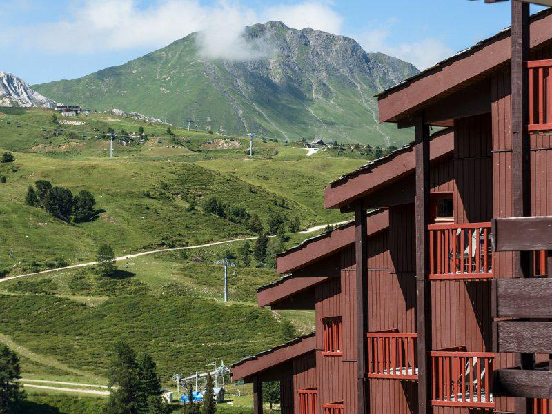 Vacances en montagne Résidence Pierre et Vacances les Gémeaux - La Plagne