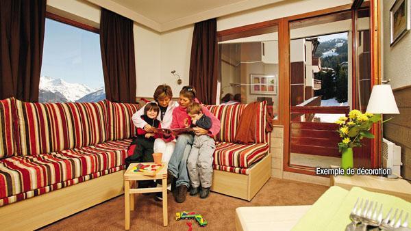 Vacances en montagne Résidence Pierre et Vacances les Gémeaux - La Plagne - Séjour