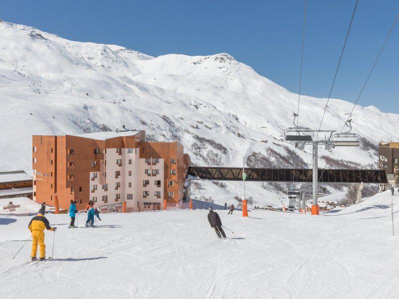 Vacances en montagne Résidence Pierre & Vacances Aconit - Les Menuires