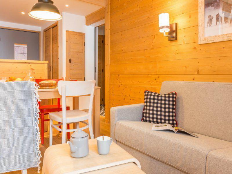 Vacances en montagne Appartement 2 pièces 3-5 personnes - Résidence Pierre & Vacances Aconit - Les Menuires