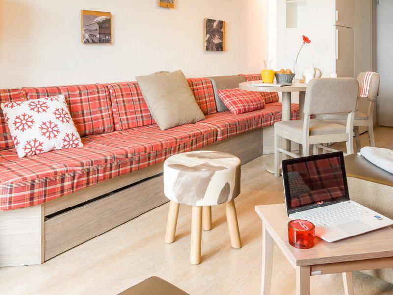 Vacances en montagne Appartement 2 pièces 5 personnes - Résidence Pierre & Vacances Atria Crozats - Avoriaz