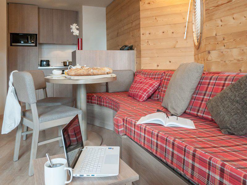 Vacances en montagne Appartement 3 pièces 5-7 personnes - Résidence Pierre & Vacances Atria Crozats - Avoriaz