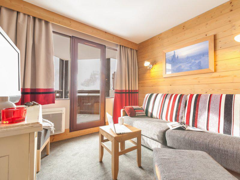 Vacances en montagne Appartement 2 pièces 3-5 personnes - Résidence Pierre & Vacances Balcons de Bellevarde - Val d'Isère