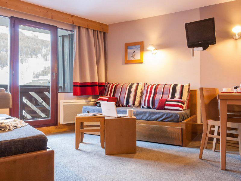 Vacances en montagne Appartement 3 pièces 5-7 personnes - Résidence Pierre & Vacances Balcons de Bellevarde - Val d'Isère
