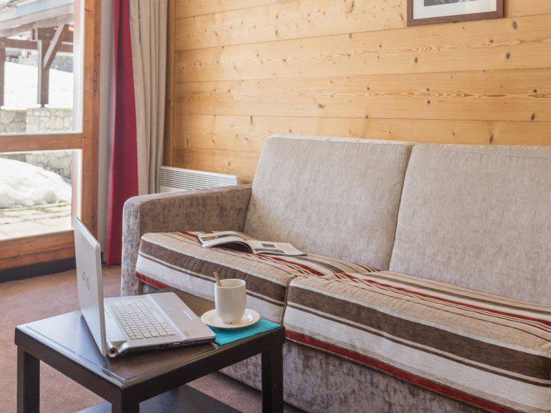 Vacances en montagne Studio 2 personnes - Résidence Pierre & Vacances Belle Plagne le Quartz - La Plagne