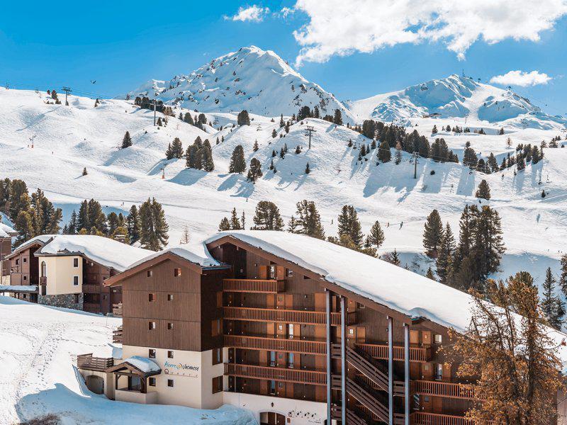 Vacances en montagne Résidence Pierre & Vacances Belle Plagne le Quartz - La Plagne