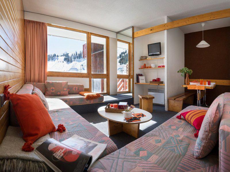 Wakacje w górach Apartament 2 pokojowy 5 osób - Résidence Pierre & Vacances Bellecôte - La Plagne