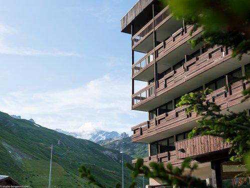 Vacances en montagne Résidence Pierre & Vacances Inter-Résidences - Tignes - Extérieur été