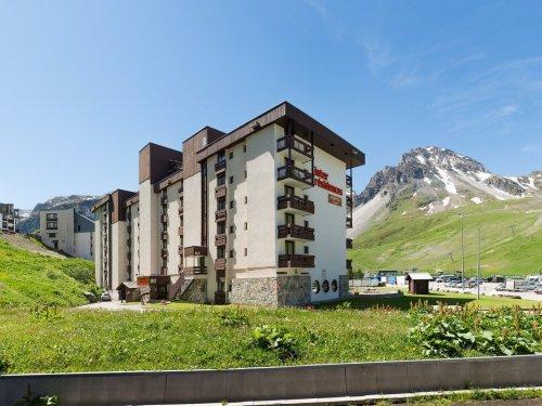 Location au ski Résidence Pierre & Vacances Inter-Résidences - Tignes - Extérieur été