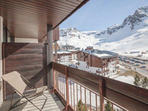 Vacances en montagne Résidence Pierre & Vacances Inter-Résidences - Tignes