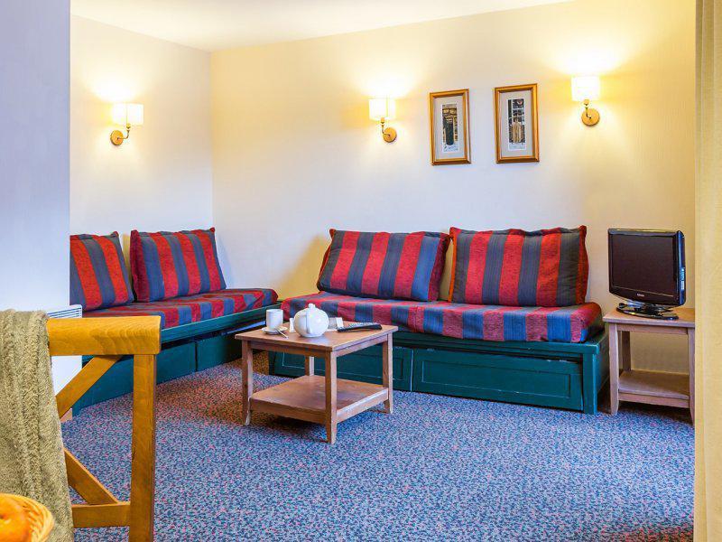 Vacances en montagne Appartement 2 pièces 3-5 personnes - Résidence Pierre & Vacances l'Alpaga - Serre Chevalier