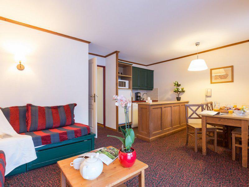 Vacances en montagne Appartement 2 pièces 5-7 personnes - Résidence Pierre & Vacances l'Alpaga - Serre Chevalier