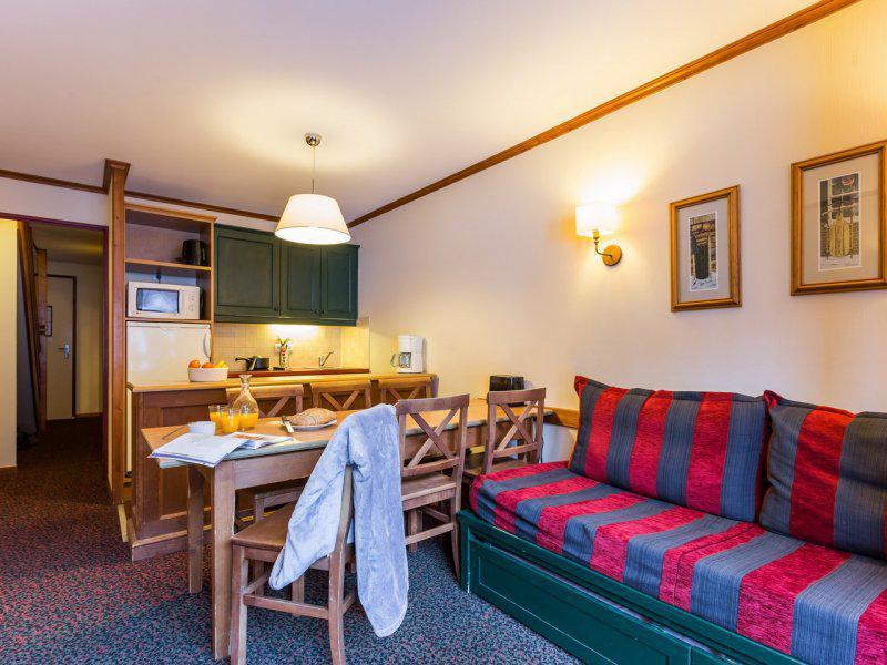 Vacances en montagne Appartement 3 pièces 8 personnes - Résidence Pierre & Vacances l'Alpaga - Serre Chevalier