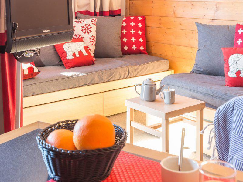 Vacances en montagne Appartement 2 pièces 5 personnes (Supérieur) - Résidence Pierre & Vacances l'Ours Blanc - Alpe d'Huez