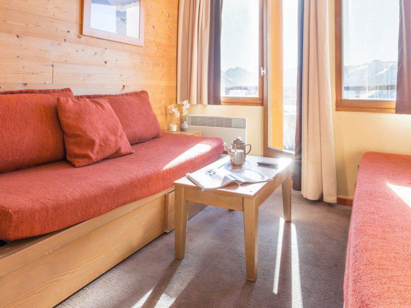Vacances en montagne Appartement duplex 2 pièces 5-7 personnes - Résidence Pierre & Vacances l'Ours Blanc - Alpe d'Huez